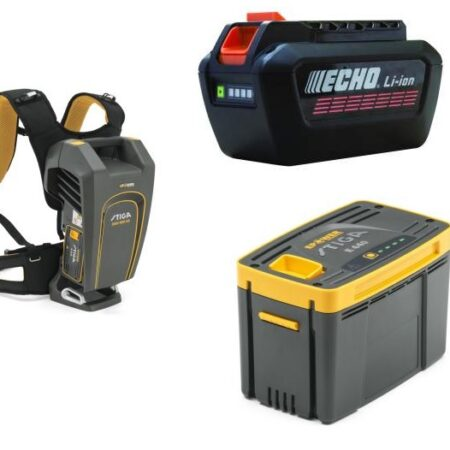 Batterij en Lader